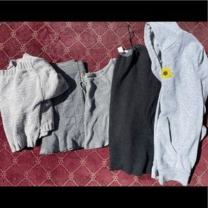 THE GRAY BUNDLE(price firm no offers)
